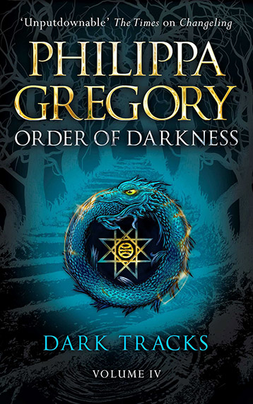 Order of Darkness Volume IV: Dark Tracks UK Cover