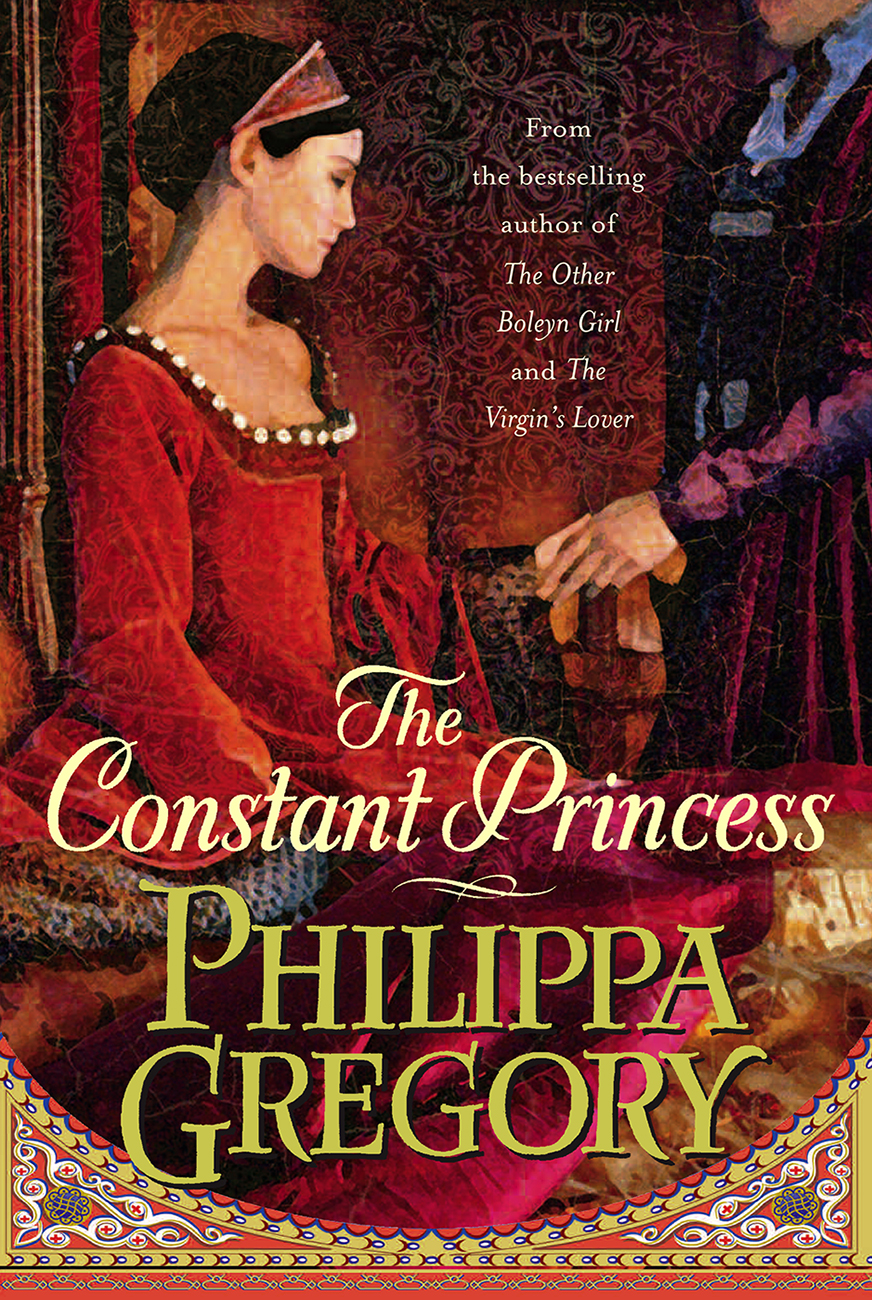 The Constant Princess US Cover