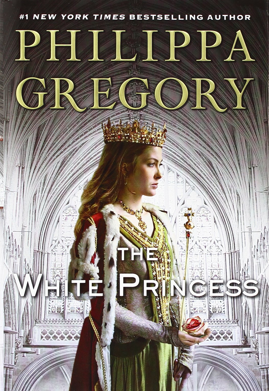 The White Princess US Cover