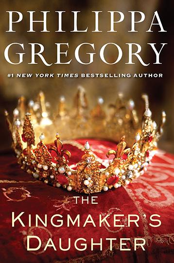 The Kingmaker's Daughter UK Cover