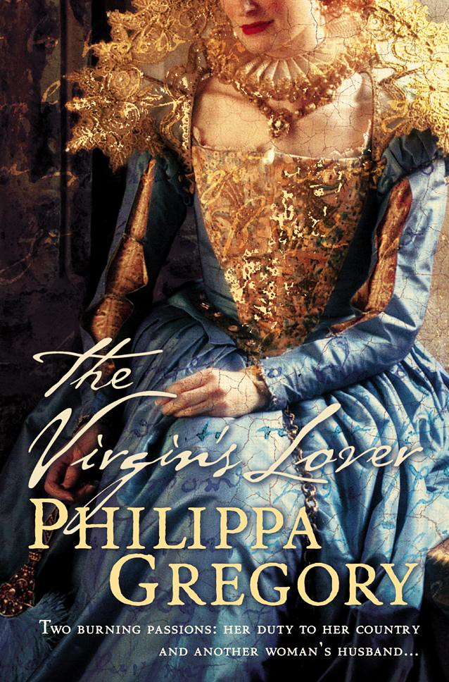 The Virgin's Lover UK Cover