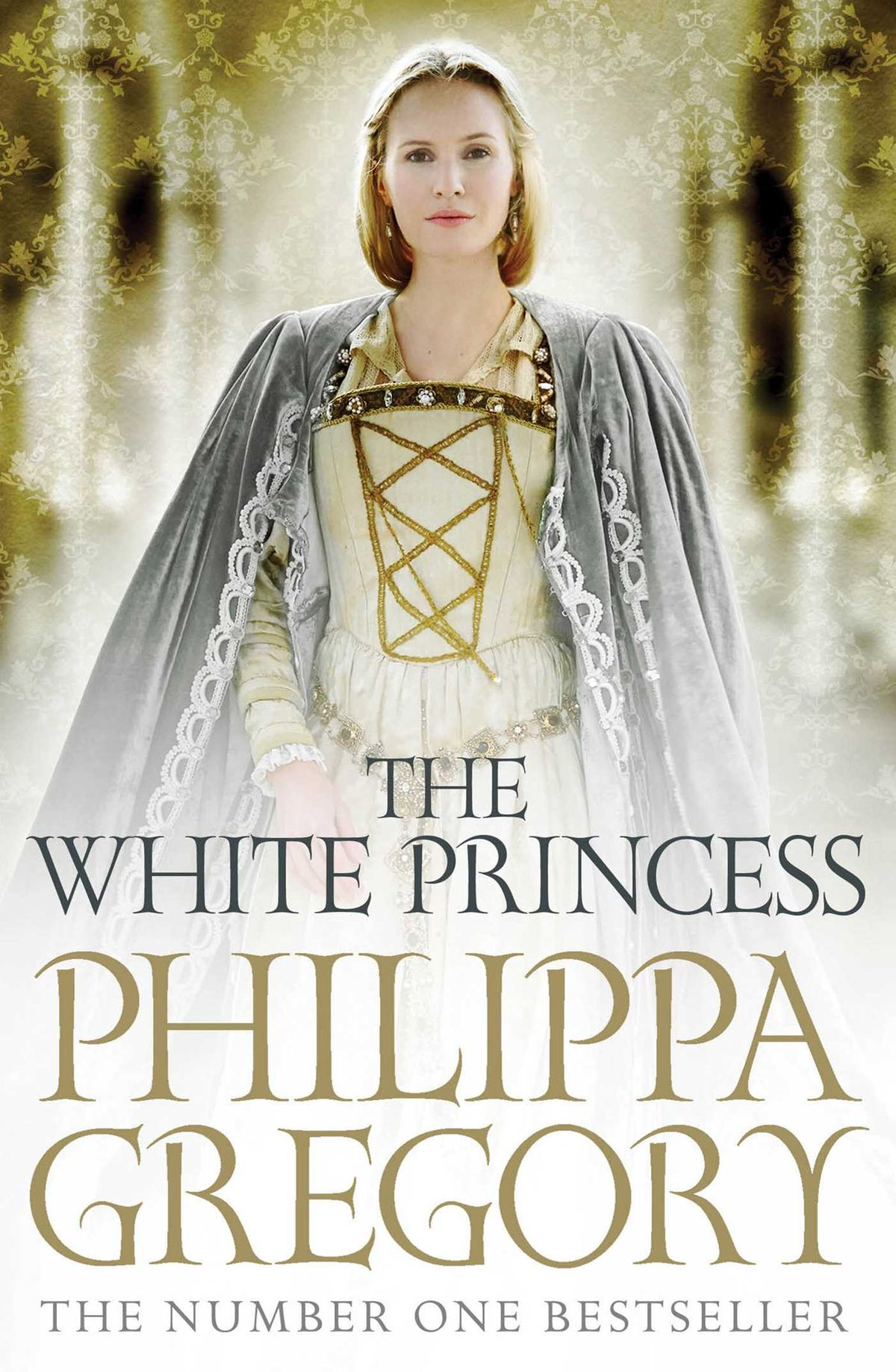The White Princess UK Cover
