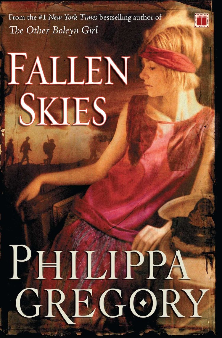 Fallen Skies US Cover