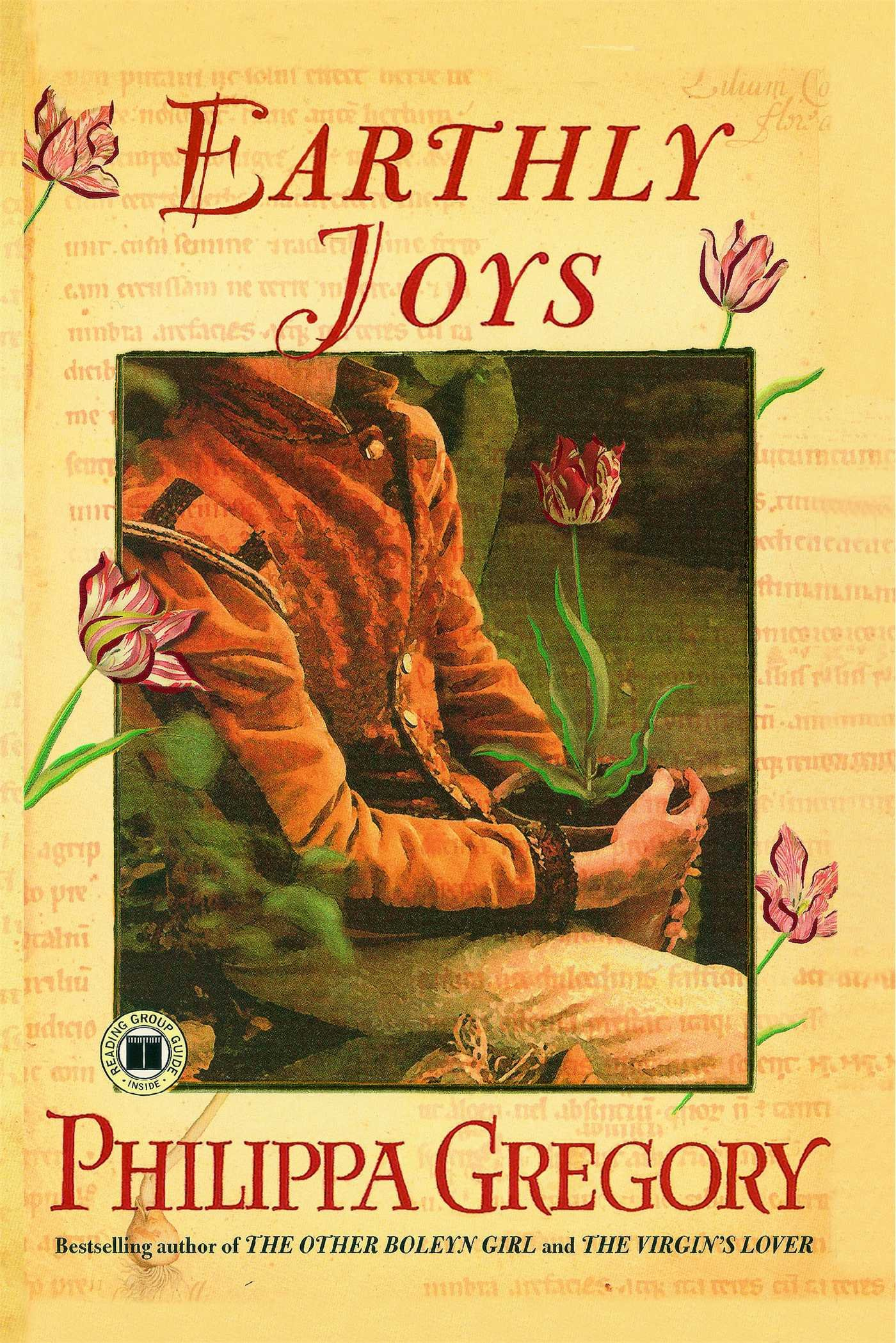 Earthly Joys US Cover